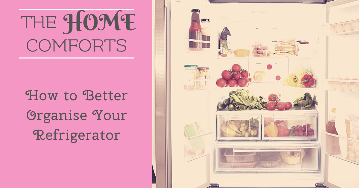 How to Better Organise Your Refrigerator